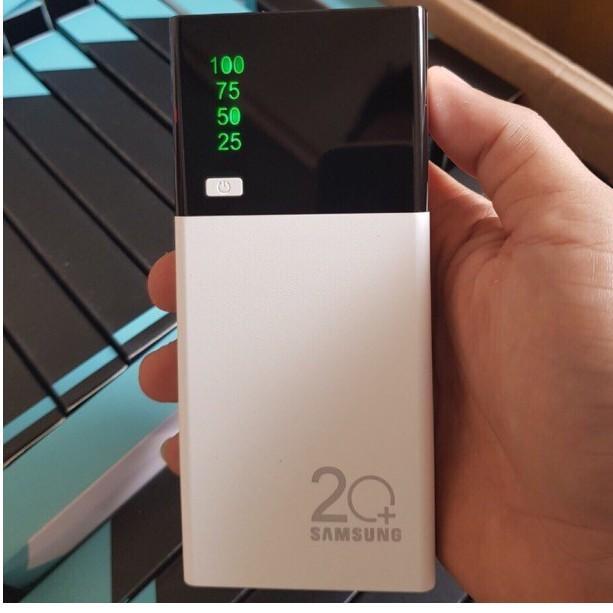 Pin Dự Phòng Samsung Có Led 20.000mah