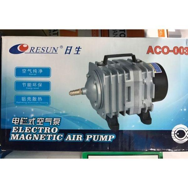 Máy thổi khí oxy Resun ACO-003 công suất 35w (máy sủi oxy) cam kết hàng đúng mô tả chất lượng đảm bảo