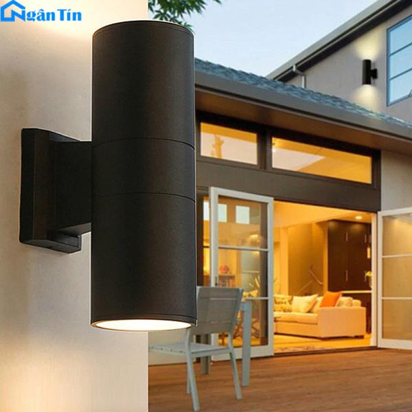 Đèn Led treo tường gắn tường trong nhà ngoài trời hắt tường Led 20W 220V VNT3502 Ngân Tin