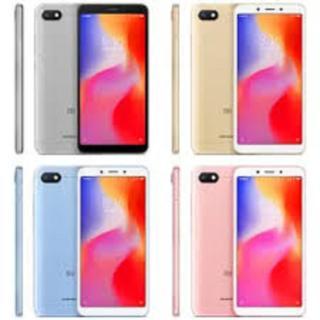 điện thoại Xiaomi Redmi 6A -  Xiaomi Redmi 6 A 2sim ram 3G/32Gb mới CHÍNH HÃNG - Bảo hành 12 tháng