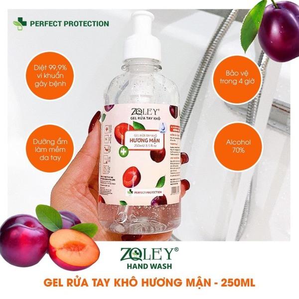 Gel Rửa Tay Khô Zoley 250ml