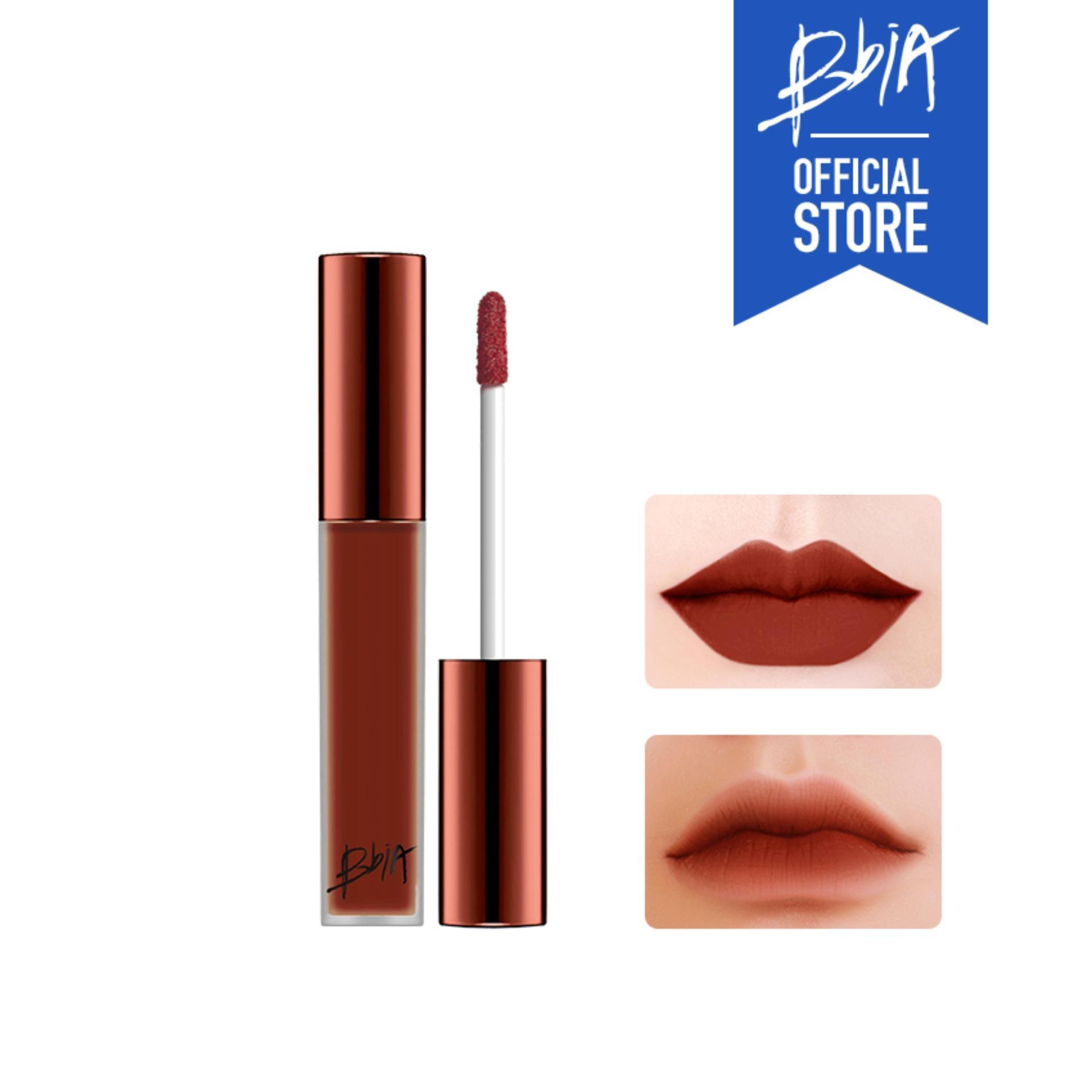 [BEST SELLER]  Son kem lì Bbia Last Velvet Lip Tint Version 5 - 25 Final Note  (Màu Đỏ Nâu Đất) tốt nhất