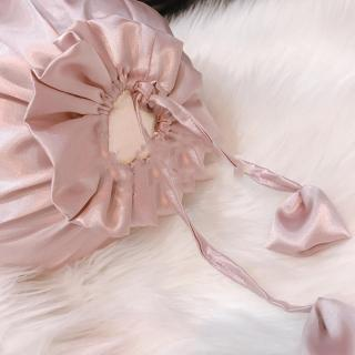 Áo Gối Ôm 35 x 100cm Phi Lụa Cao Cấp Lan Pham Bedding - Đẳng Cấp Ga Gối 1 Màu thumbnail