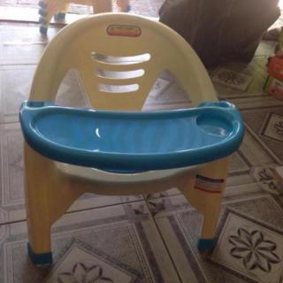 GHẾ ĂN DẶM - ghế ăn dặm có Đệm Hơi Chíp Chip Ghế Ngồi Ăn Dặm Cho Bé trẻ sơ sinh và trẻ nhỏ - nội thất phòng trẻ em đồ dung phòng ăn dụng cụ ăn uống cho béăn thumbnail