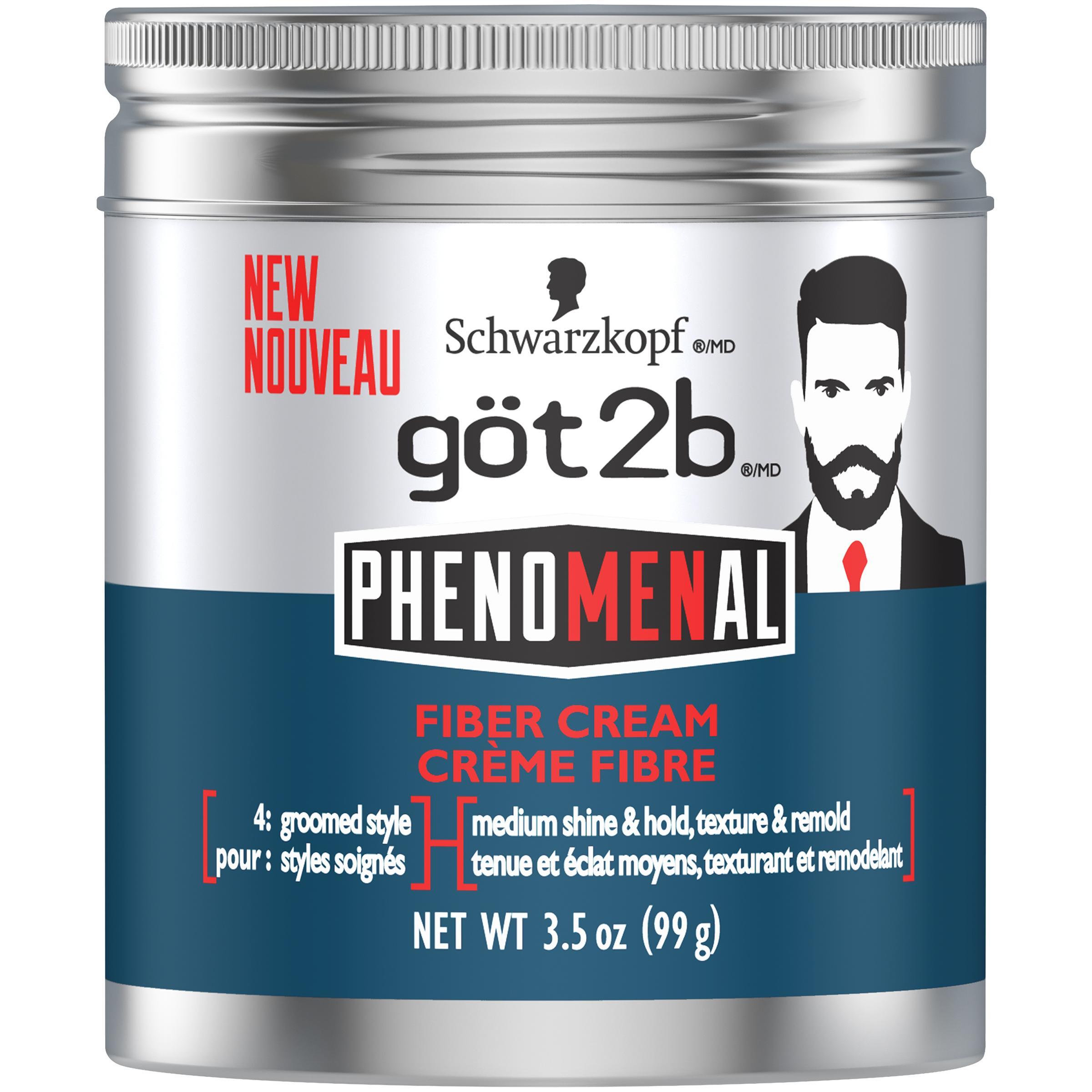 Sáp giữ nếp và dưỡng tóc Got2b PhenoMENal - 99gram