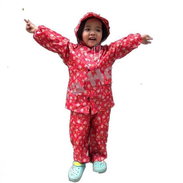 Giá bán Áo mưa bộ trẻ em