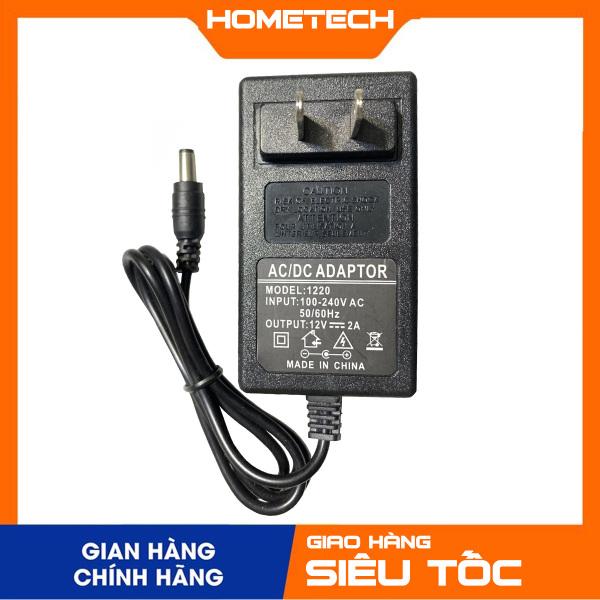 Bảng giá Nguồn DC 12V 2A chân to 5.5x2.5mn dùng cho camera an ninh, moter, đèn led, Cấp nguồn router wifi Phong Vũ