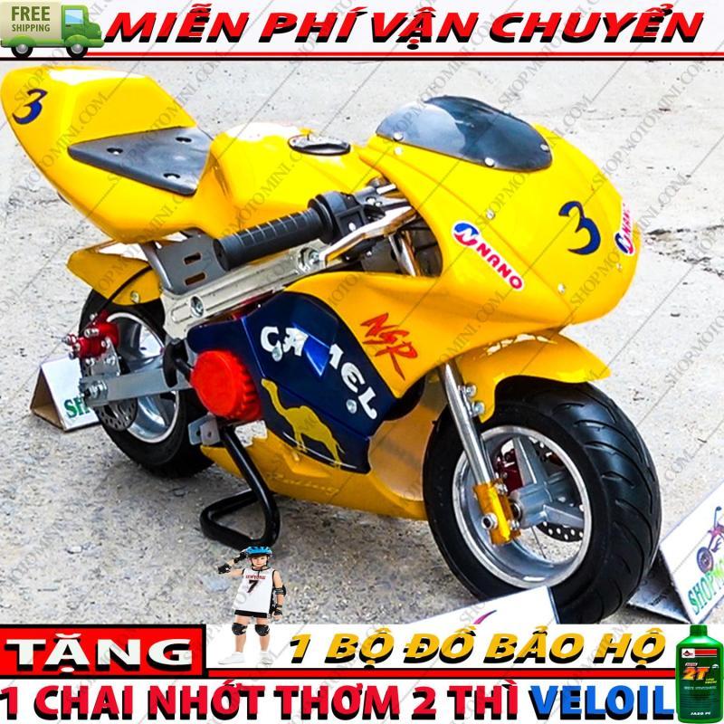 Phân phối Shop moto mini 50cc tphcm   Bán xe mô tô ruồi 49cc, cào cào mini 2 thì trẻ em gắn động cơ máy cắt cỏ   Xe moto tam mao giá rẻ chạy bằng xăng pha nhớt 2 thì