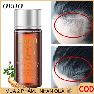 OEDO Tinh chất kích thích mọc tóc ngăn rụng tóc bóng mượt không mùi chiết xuất nhân sâm Hàn Quốc - INTL thumbnail