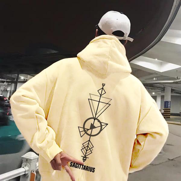 Áo Khoác Hoodie UNISEX Nam Nữ Đều Mặc Được In Hình Cá Tính DQ93A1