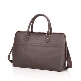 Túi xách công sở - Túi xách laptop - Chống sốc cao cấp HANAMA Dala 6 - Cặp da - cặp laptop thumbnail