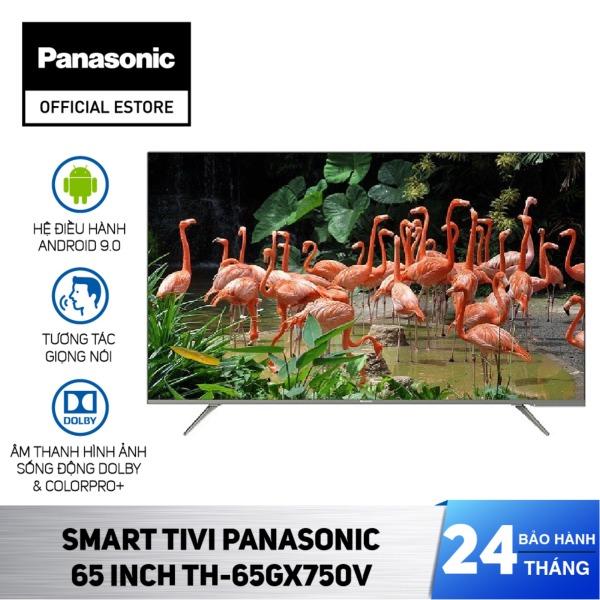 Bảng giá [CHỈ GIAO TẠI HCM] - [Ưu đãi giảm thêm 5.500.000] Smart Tivi Panasonic TH-65GX750V - Android 9.0 - LED 4K - 65 Inch - Hàng Chính Hãng