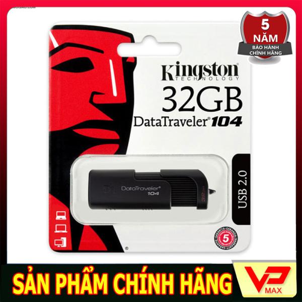 Usb Kingston 32gb DT104 bảo hành 5 năm Viết Sơn - vpmax
