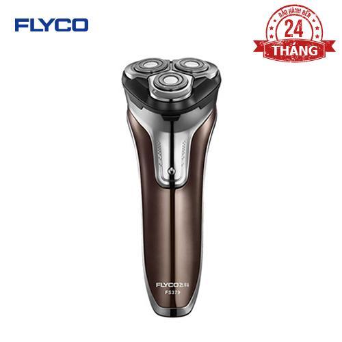 Máy cạo râu 3 lưỡi kép chống nước toàn thân FLYCO FS379VN tốt nhất