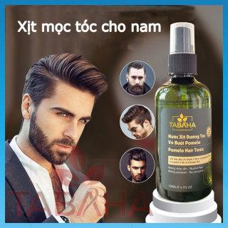 Tinh dầu Bưởi xịt mọc tóc nhanh cho Nam Pomelo Tabaha 120ml thumbnail