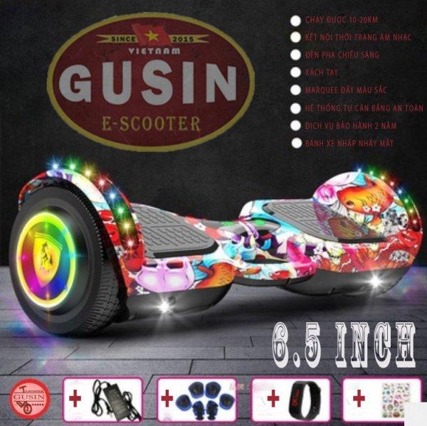 Mua Xe điện cân bằng Gusin 6.5inch mới nhất Đủ Màu