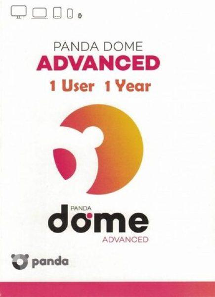 Bảng giá Phần mềm Panda Dome Advanced 1 Device 1 Year Phong Vũ