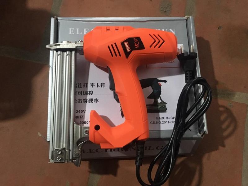 máy bắn đinh điện - máy bắn đinh - F30