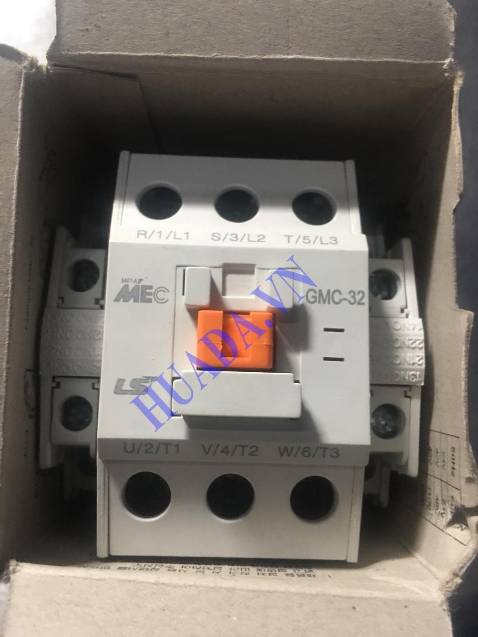 Khởi động từ GMC 32A - coil 220V