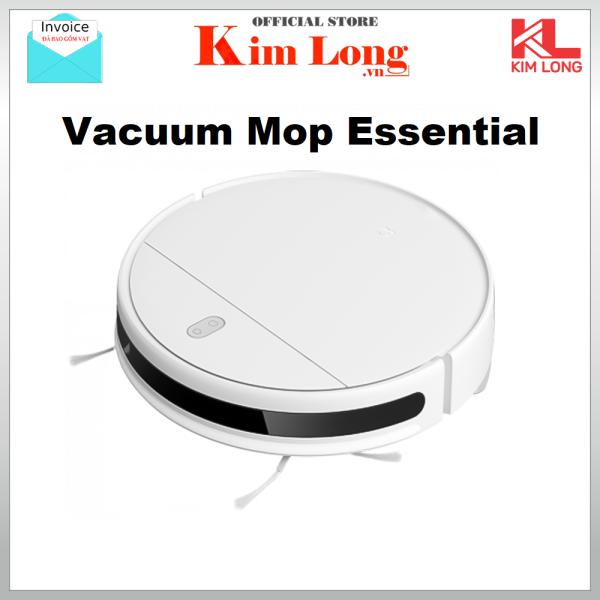 Máy hút bụi lau nhà Robot Vacuum Mop Essential ( Mop E) - Bản quốc tế bảo hành 12 Tháng