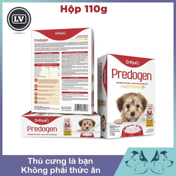 Sữa Bột Cho Chó Dr.Kyan Predogen 110g