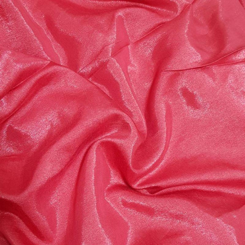 1m vải lụa nhủ lên gì cũng sang đỏ bầm