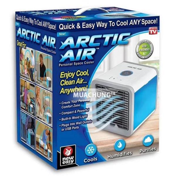 Máy điều hòa mini tạo không khí trong lành cho gia đình