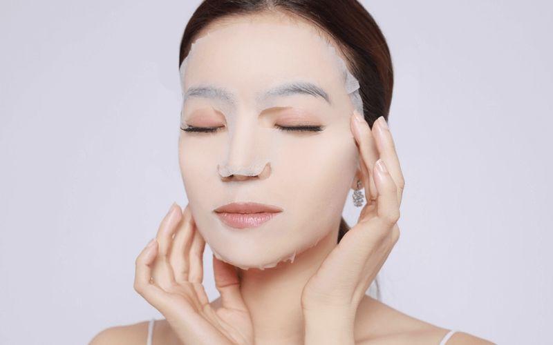 Mặt Nạ Trà Xanh Dành Cho Da Mụn Monsa Anti Acne Oil Control Mask ...