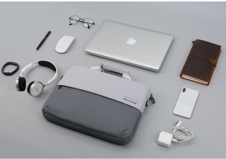 Túi Chống Sốc Cho Laptop, Macbook Brinch . Giá Sốc Nên Mua