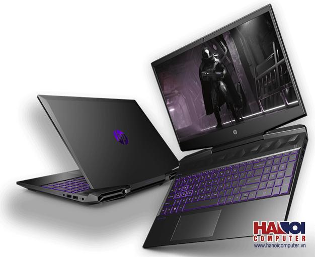 """Laptop HP Gaming Pavilion 15-dk0003TX 7HR34PA i7-9750H / 16GB DDR4 / GTX 1660Ti / 1TB HDD + 512GB SSD / 15.6"""" FHD / Windows 10"""