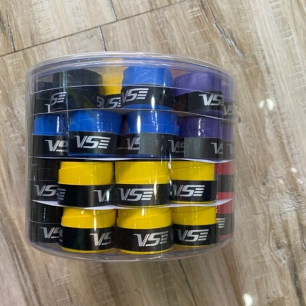 Quấn cáng vợt cầu lông tennis joto vs winstar nhiều màu bám tay chống trơn trượt, sản phẩm tốt với chất lượng và độ bền cao