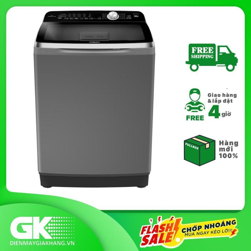 Bảng giá Máy giặt Aqua Inverter 10 Kg AQW-DR100ET S Điện máy Pico