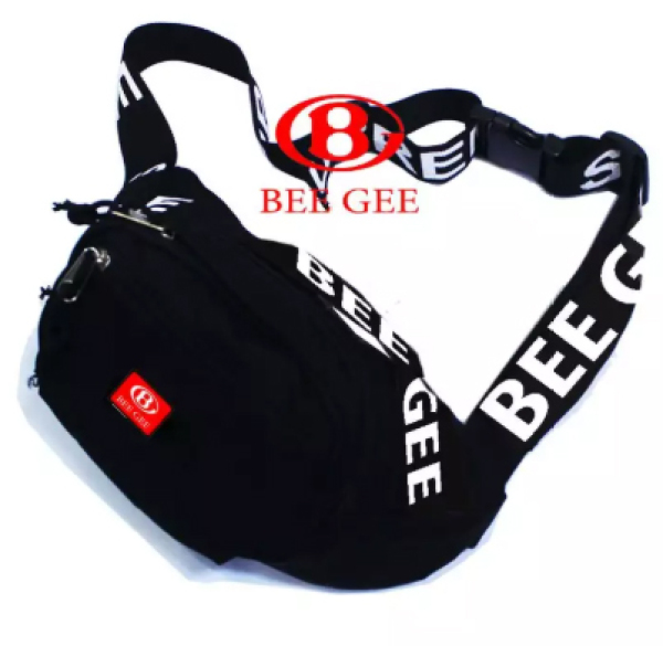 Túi đeo chéo nam nữ unisex túi bao tử vải du lịch thời trang Hàn quốc hè 2019 BEE GEE 044 cao cấp chông thấm nước