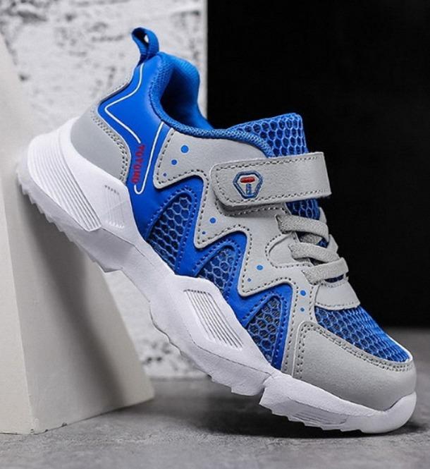 Giày thể thao cho bé trai cao cấp 3 - 14 tuổi siêu nhẹ - TT72 giá rẻ