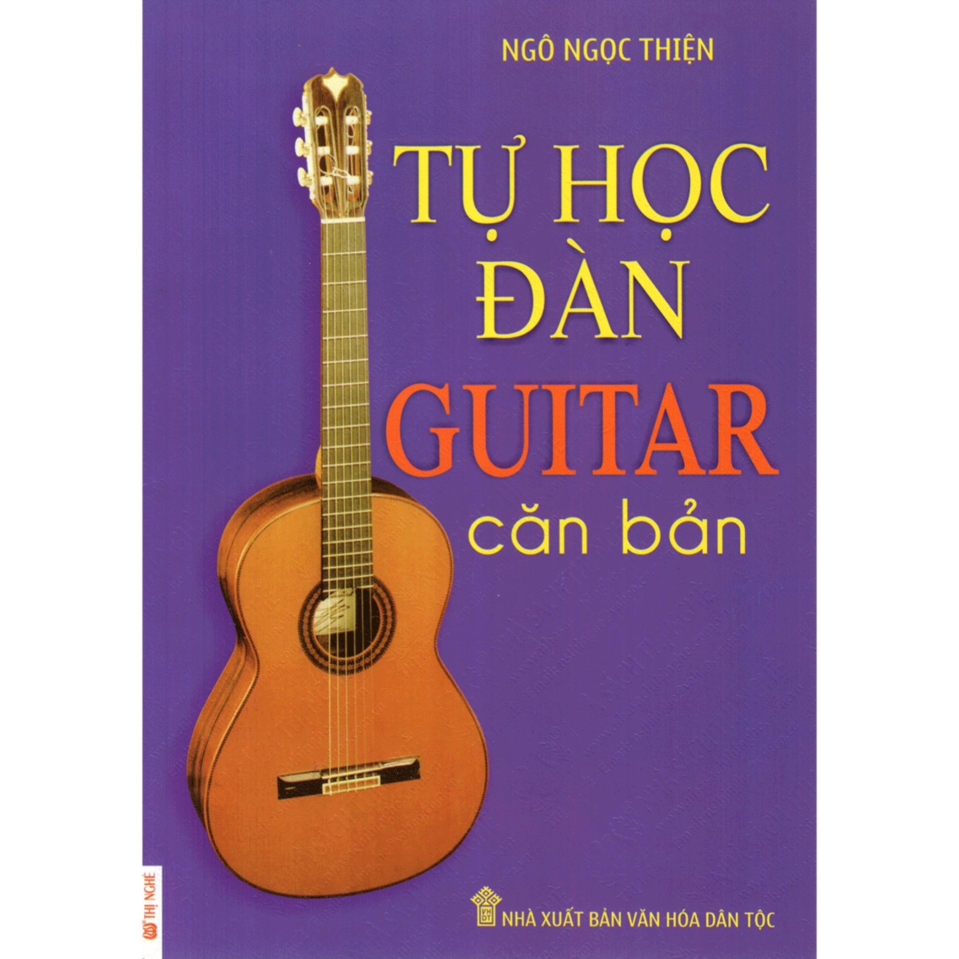 Voucher Ưu Đãi Tự Học Đàn Guitar Căn Bản (Kèm CD)