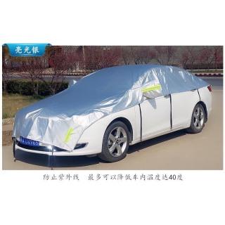 Bạt phủ nóc xe oto HATCHBACK hàng 5d 3 lớp dày dặn siêu chống nóng chống xước xe bảo vệ tối ưu thumbnail