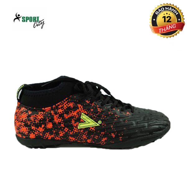 Giày đá bóng, giày đá banh, giày bóng đá, giày thể thao MITRE 170501 màu cam phối đen đẳng cấp sân cỏ, chắc chắn và ôm chân, giảm tối đa chấn thương dành cho nam giá rẻ