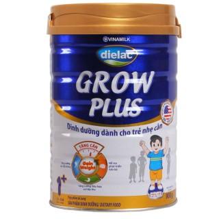SỮA BỘT DIELAC GROW PLUS XANH 1+ 900G thumbnail