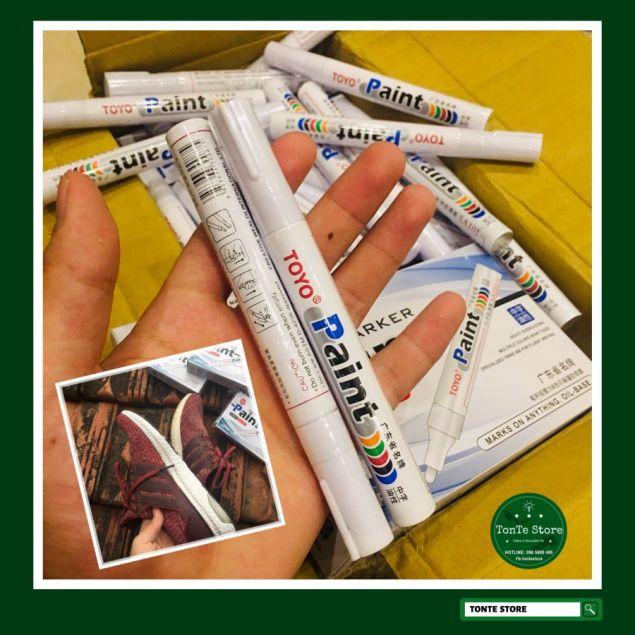 Bút Repaint tẩy trắng đế chuyên dụng chính hãng TOYO giá rẻ