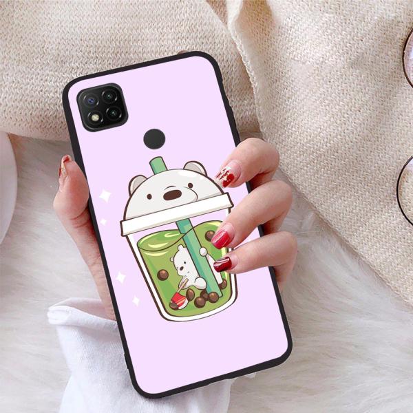 [HCM]Ốp lưng Xiaomi Redmi 9C viền dẻo TPU BST Phong cách trẻ trung