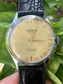 Đồng hồ nam CITIZEN của Nhật Bản thumbnail