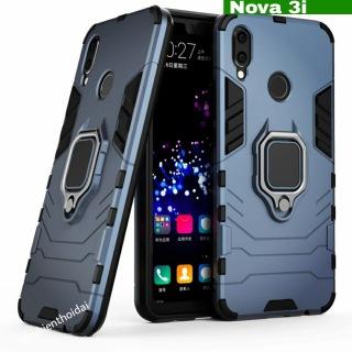 Ốp Iron Man Huawei Nova 3i chống sốc cao cấp thumbnail