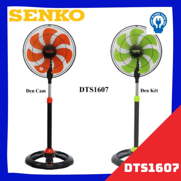 Quạt đứng ống sắt F23 Senko DTS1607