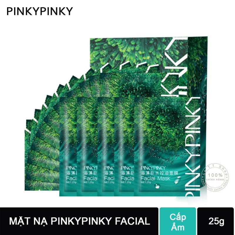 Bộ 10 Mặt nạ Tảo biển - Facial Mask PinkyPinky