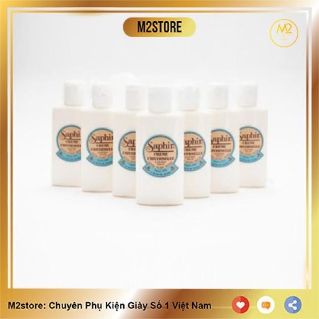 Kem làm sạch và dưỡng đồ da Saphir Creme Universelle 150ml (XDG19) giá rẻ