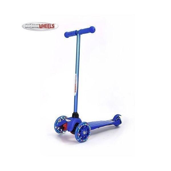 Mua Xe Scooter có đèn và điều chỉnh độ cao màu xanh