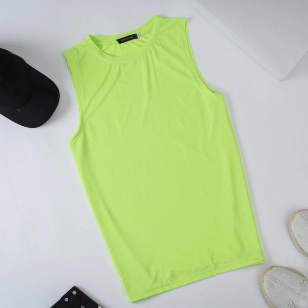 Áo nam tập gym chất liệu vải thun lạnh, Mã SF42