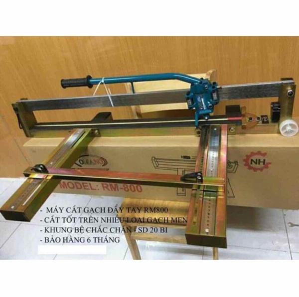 máy cắt gạch bàn đẩy Romano bàn 80cm - RM - 80cm
