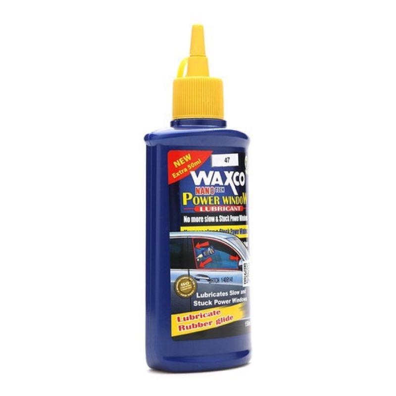 Dung dịch bôi trơn gioăng cửa kính ô tô hàng WAXCO