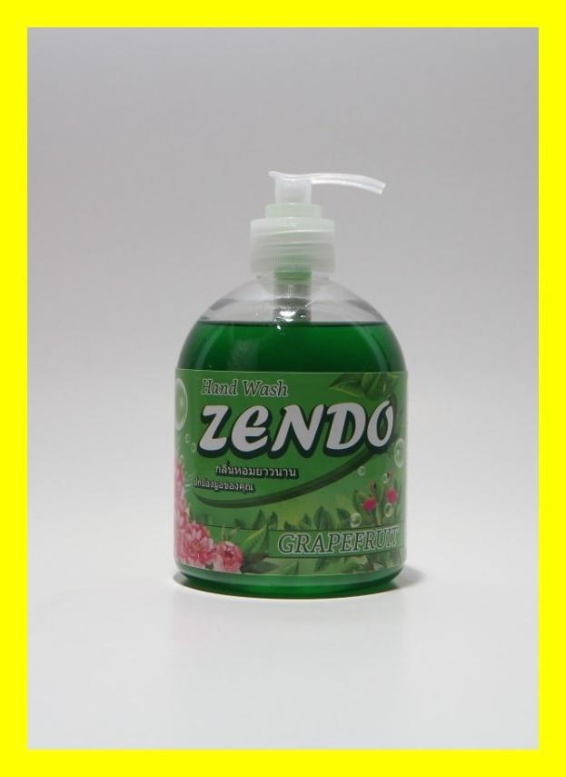 Nước rửa tay khử mùi Zendo ( chai lớn 500ml )